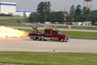 Twin Jet Engine - '57 Chevy Truck called